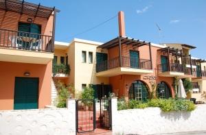Ενοικιαζομενα διαμερίσματα Erodios  Apartments στις Καλύβες - Χανιά