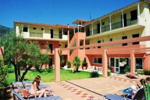 Ενοικιαζομενα διαμερίσματα Happyland Hotel  Apartments